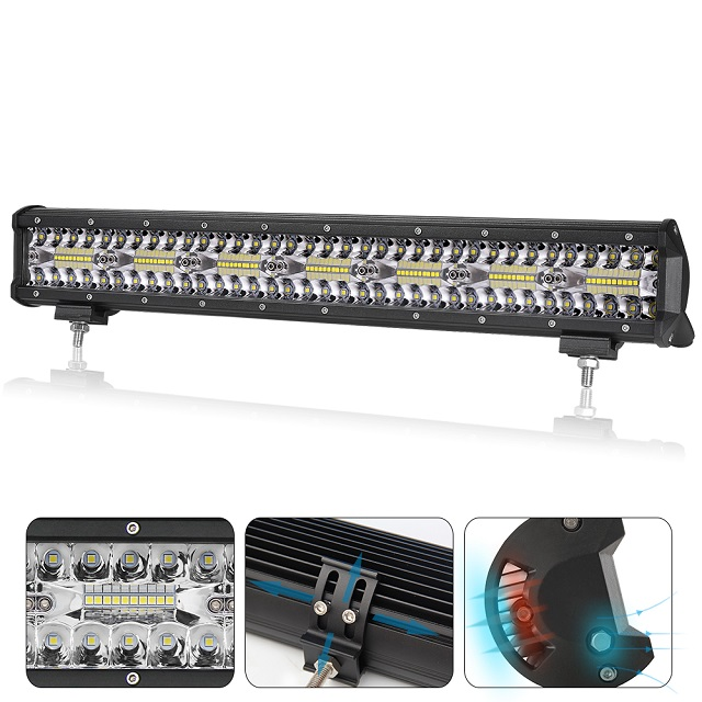 Off Road Combo Led Light Bar 9632T