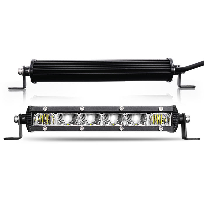 Eagle Series ® 7D Отражатель Super Slim Singel Row Led Light Bar JG-9610L